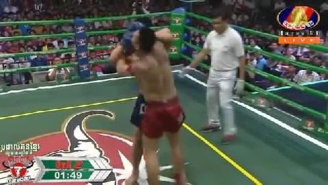 វង្ស ណយ Vs យ៉តផេត Vong Noy Cambodia Vs Yodpetch Thai Khmer Boxing 20 Jan 2019