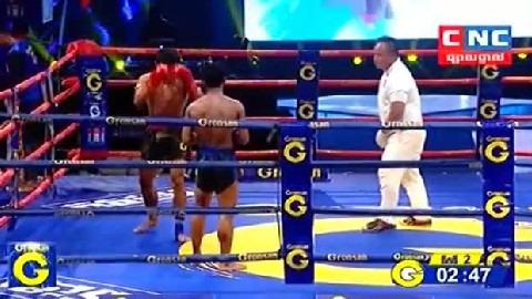 Tang Tak vs Long Ramy CNC Kun Khmer 14122018