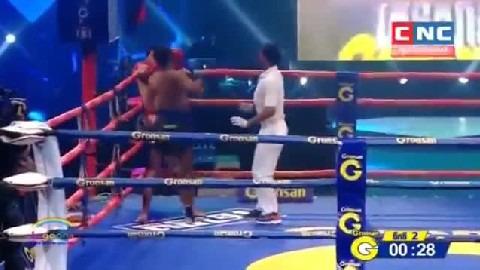 Mith Somnang vs Long Samith CNC Kun Khmer 21122018