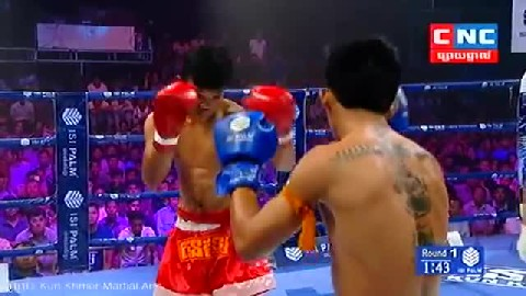 Kun Khmer សុខ ធី Vs ថៃ Sok Thy Vs Sophabnoi Sor Jo Piekouthai (Thai) 14 Oct 2018  Fights Zone