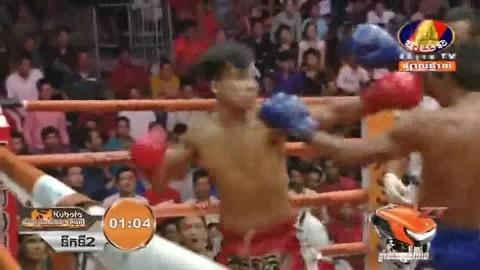 Somart Ruscheat vs Hang Samale, Bayon Kun Khmer 07_09_2018 - YouTube