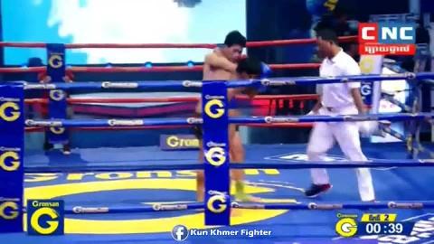Sok Viva vs Long Norngsav, CNC Kun Khmer 08_02_2019 - YouTube