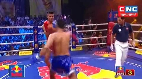Soeun Chhanerm vs Sek Vannak, CNC Kun Khmer 01_09_2018 - YouTube