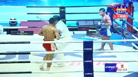 មួយកែងបកបែកមាត់បាត់, Long Bengloeun vs Yon Daroth, Seatv Kun Khmer 02_09_2018 - YouTube