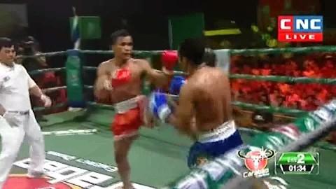 Long Ramy vs Sao Bunthoeun, CNC Kun Khmer 01_09_2018 - YouTube
