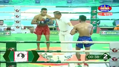 Ngaet Vuth vs Song Kong, Seatv Kun Khmer 01_09_2018 - YouTube