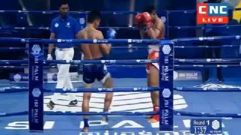 ផាន រះ Vs លំណាវ (ថៃ) - Phan Reas Vs Lomnav (Thai)