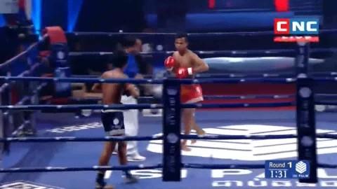 Pok Vibol vs Noun Sovannareach, CNC Kun Khmer 26_08_2018 - YouTube