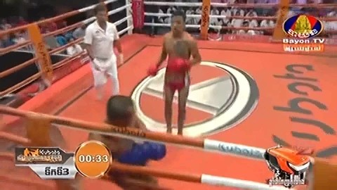 Keo Somreth vs Sun Thearith, Bayon Kun Khmer 31_08_2018 - YouTube