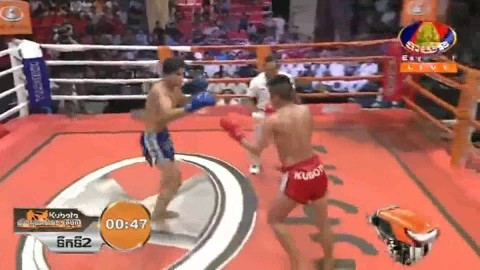 Chhean Reaksmey vs Vutha Reaksmey, Bayon Kun Khmer 24_08_2018 - YouTube