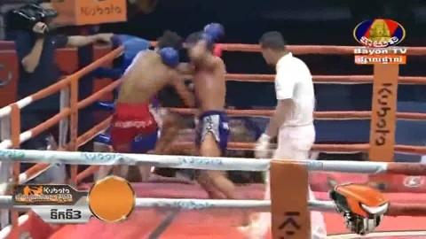Rith Kimleang vs Chan Khao, Bayon Kun Khmer 24_08_2018 - YouTube
