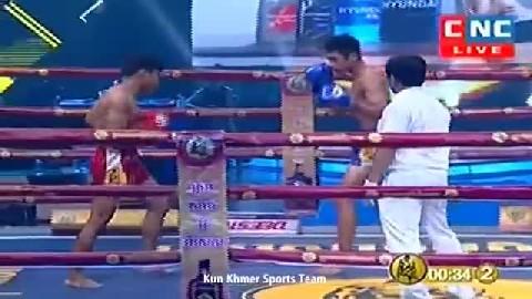 អេលីត សាន់ Vs ភូតាវ៉ាន់ (ថៃ) - Eh Litsun Cambodia Vs Phutawan (Thai)
