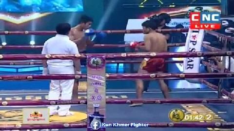 Elit San vs Phutakvan(Thai) CNC Kun Khmer 17022019
