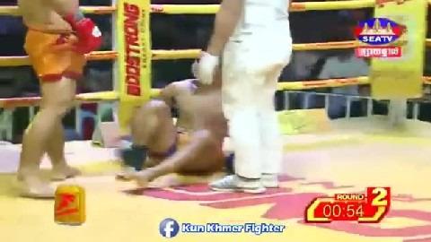 Puch Chhairithy vs Famichhai(Thai) Seatv Kun Khmer 17022019