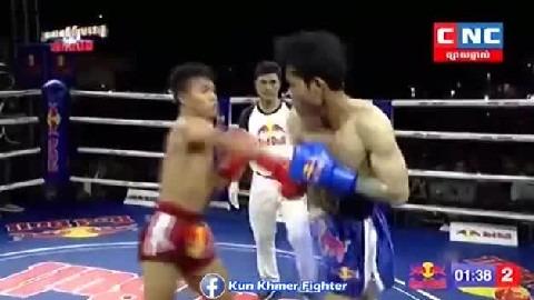 Vy Yuhan vs Bird Sothea CNC Kun Khmer 23022019