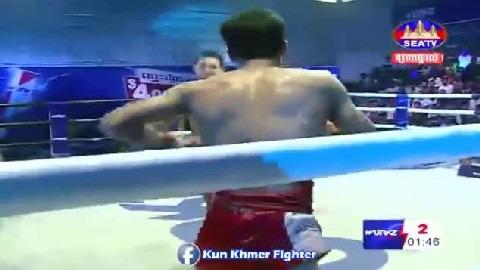 Kham Phany vs Korng Thailen(Thai) Seatv Kun Khmer 17022019