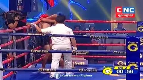 Puch Chhairithy vs Khumphet(thai) CNC Kun Khmer 22022019