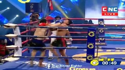 Som Pheakdey vs Yokhao(thai) CNC Kun Khmer 22022019