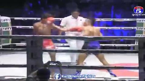ស្វិតស្វាញតានតឹងណាស់វគ្គផ្តាច់ព្រ័ត្តនេះ Morn Sameth vs Thun Eanglay TV5 Kun Khmer 23022019