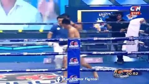 Him Kimreang vs Phitpetsen(thai) CTN Kun Khmer 24022019