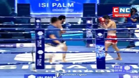 Puch Manoy vs Iran CNC Kun Khmer 24022019
