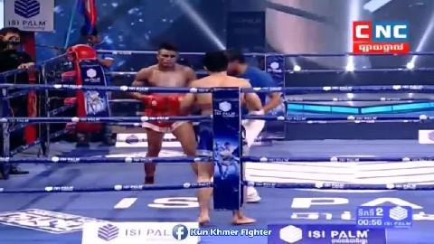 Moeun Sokhuch vs Phatkla(thai) CNC Kun Khmer 03032019