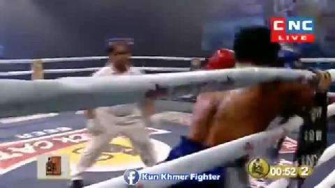 Raen Reach vs Phitnamek(thai) CNC Kun Khmer 03032019