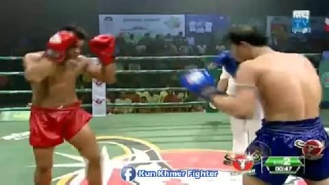 Moeun Sokhuch vs Nil Wor.Songnern(thai) CBS Kun Khmer 30032029