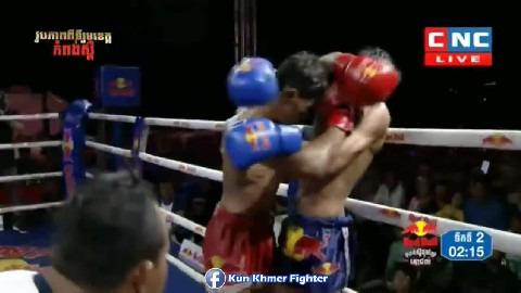 ឌីជេត្រាធ្វើបានល្អណាស់ថ្ងៃនេះ Lao Chetra vs Maisoth(thai) CNC Kun Khmer 30032019