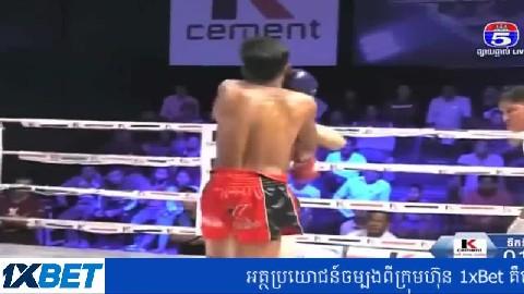 ជួបថែមស៊ីសន្លប់បាត់ Soeun Chhanerm vs Fanimith(thai) TV5 Kun Khmer 30032019