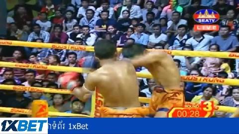 កូនយក្សបកមួយកែងបានសំរេច Yuk Yeakple vs Kolabdoy(thai) Seatv Kun Khmer 31032019