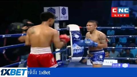 ជុំចុងក្រោយហើយ Khim Bora vs Tounpe(thai) CNC Kun Khmer 31032019