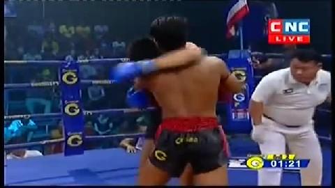 ផាន រះ ជាមួយ យ៉តស៊ុវីត - Phan Reas Vs Yorthsuvith (Thai)