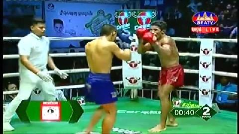 ធន់ អៀងឡៃ ជាមួយ មេធី - Thun Eamglai Vs Methy (Thai)