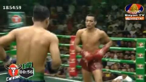 ពុទ្ធ ឆាយរិទ្ធី ជាមួយ ផេតឆ័ត្រឆ័យ - Puth Chhay Rithy Vs Phet Chhat Chhai (Thai)