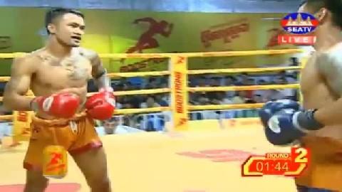 ចាន់ សំអាត ជាមួយ យ៉តបានផុត (ថៃ) - Chan Samarth Cambodia Vs Thai Yorth