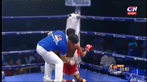 វ៉ាន់ វឿន ជាមួយ ឃុំផាយ៉ាក់ (ថៃ) - Van Voeun Cambodia Vs Thai Khumphayak