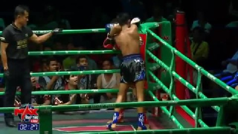 ចាន់ ម៉ាប់ Vs ឈូឆាត ឡាវ - Chan Mab Cambodia Vs Laos Chuchat