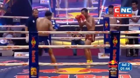 ឡុង សុភី ជាមួយ កងមឿងចាង ថៃ - Long Sophy Cambodia Vs Thai Korngmuengchang