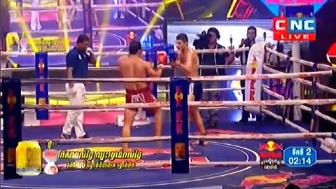 ផាន់ គ្រាន់ ជាមួយ ប្រេស៊ីល - Phan Kron, Vs Presil Thai