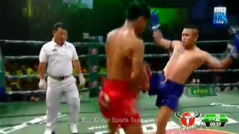 ឃីម បូរ៉ា ជាមួយ ទួនប៉េ - Khim Bora Cambodia Vs Toun Pe Thai