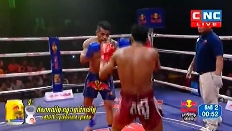 ពុយ វណ្ណៈ ជាមួយ ប្រេហ្សីល - Puy Vannak Vs Brazil