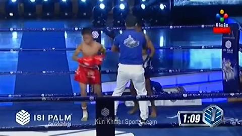 វី គឹមសៀង ជាមួយ អារ៉ាន់លេក - Vy Kimseang Vs  Ah RannLek Thai