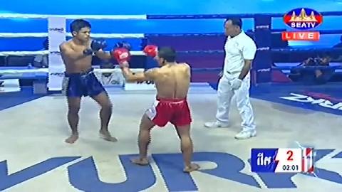 លាភ រដ្ឋា ជាមួយ ស៊ីផាណុម - Leap Rotha  Vs Sy PhaNub Thai