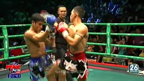 សាណា ស្យាម ជាមួយ ថៃ - Sana Siam Cambodia Vs Thai