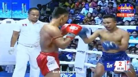 សេក គឹមរួន ជាមួយ ផតផាតណយ - Sek Kim Ruon Cambodia Vs Thai