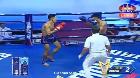 វ៉ាន់ វឿន ជាមួយ ឡាហ្វាន់ - Vann Voeun Cambodia Vs La Fan Thai