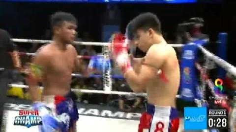 រឹទ្ធ ភូលូ ជាមួយ ភេតទ្រីក - Rith Phulo Vs Thai Petrick