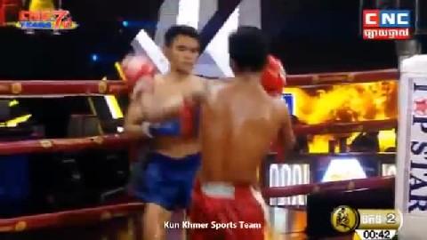 ធន់ អៀងឡៃ ជាមួយ ភីតប៉ែតវីវ - Thun Eanglay Vs Thai Phitpaedwiv
