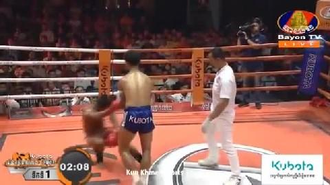 រឹទ្ធ ភូលូ ជាមួយ យ៊ុគផេត - Rith Phulo Vs Thai Yokpetch